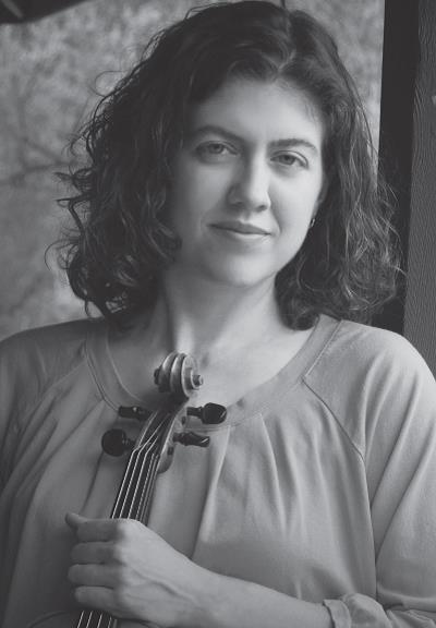 Heartland Symphony Orchestra Showcases Concertmaster Leslie