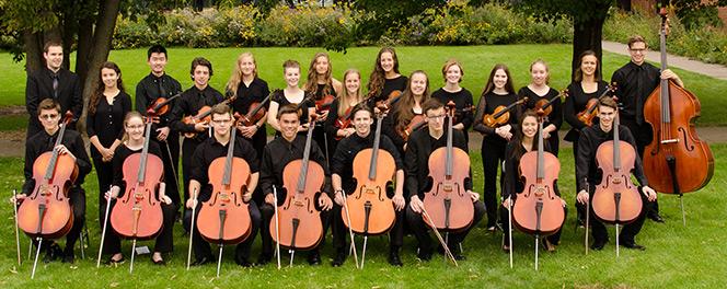 brainerd high school orchestra