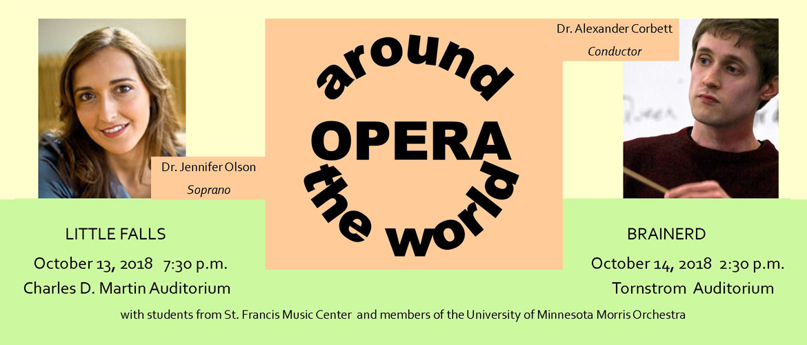 opera around the world