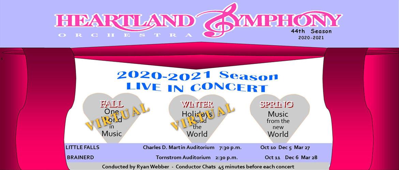 2020-2021 orchestra season winter